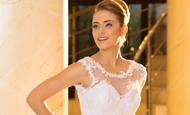 Seu vestido de noiva com até 60% de desconto! Imperdível!