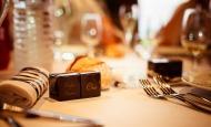 Ihre Gäste verdienen nur das Beste: Chocolat de Mariage.