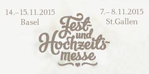 14. - 15.11.2015 Basel / 7. - 8.11.2015 St.Gallen