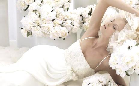 Colección de vestidos de novia Carlo Pignatelli 2010