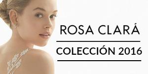 Descubre la colección de Rosa Clará 2016