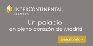 Un palacio en pleno corazón de Madrid