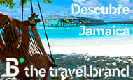Descubre Jamaica con B the travel Brand