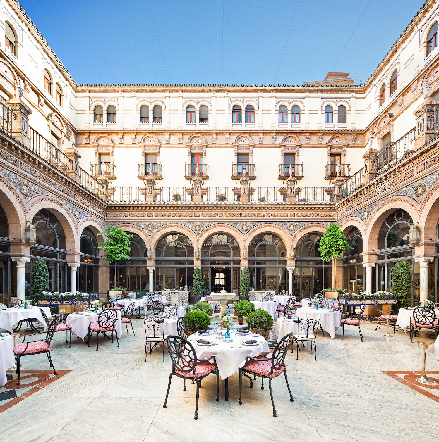 Photo : Hotel Alfonso XIII