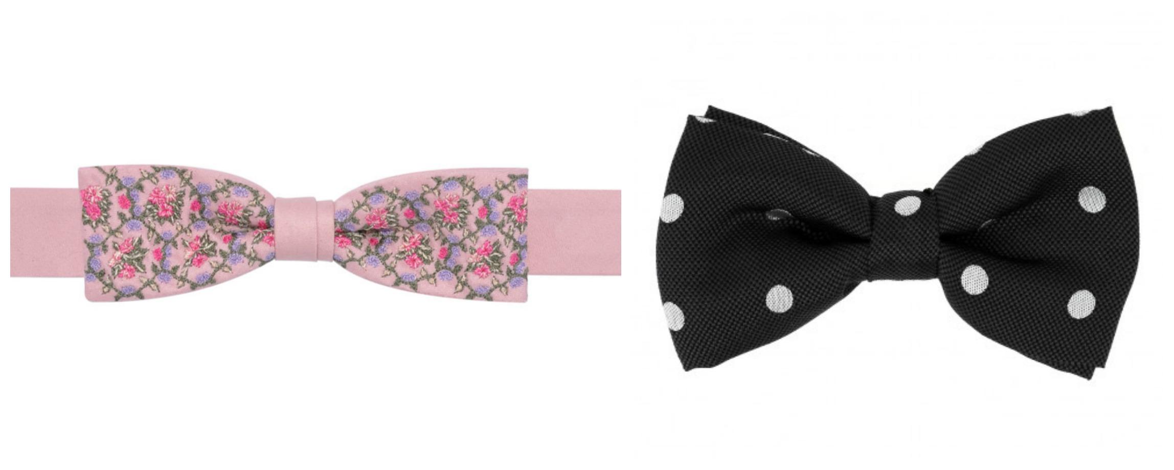 Photo (de gauche à droite) : Ikoniz a Boy et Maison de la Cravate.