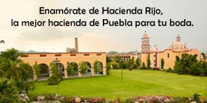 ¡Enamórate de Hacienda Rijo! La mejor hacienda de Puebla para tu boda.
