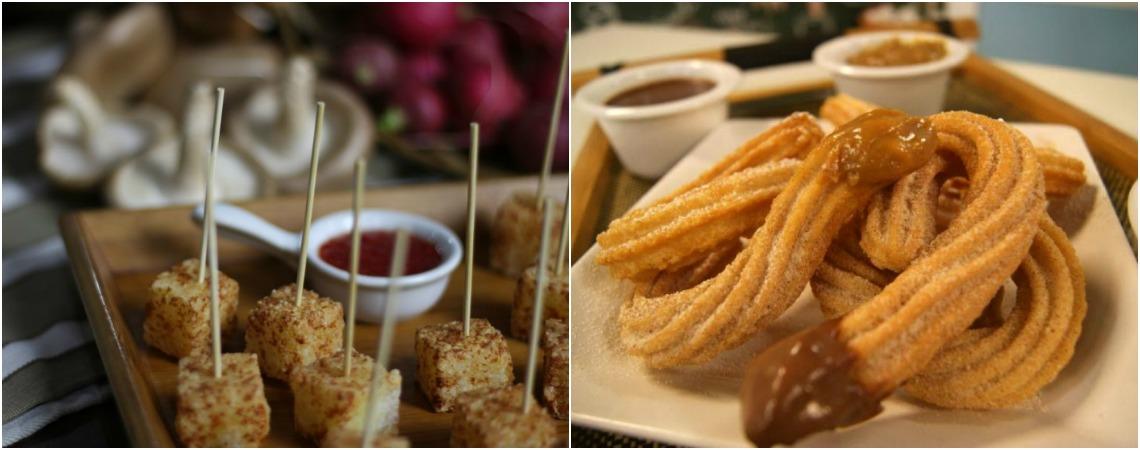 As comidas e aperitivos que os convidados mais desejam comer em casamentos