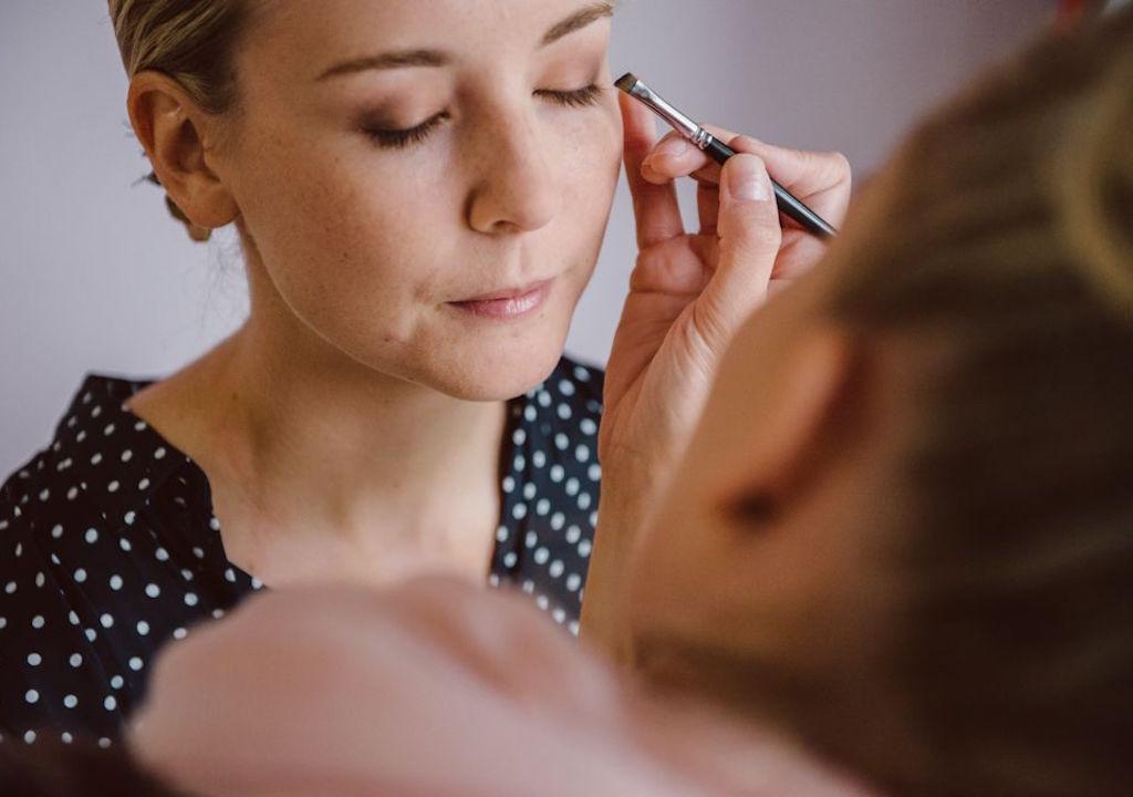 Beaut Pour La Mari E Maquillage Coiffure Et Esthetisme