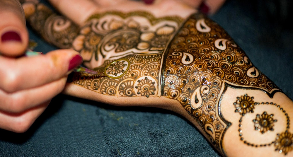 Mehndi Bridal Design : Top mehndi artist in delhi