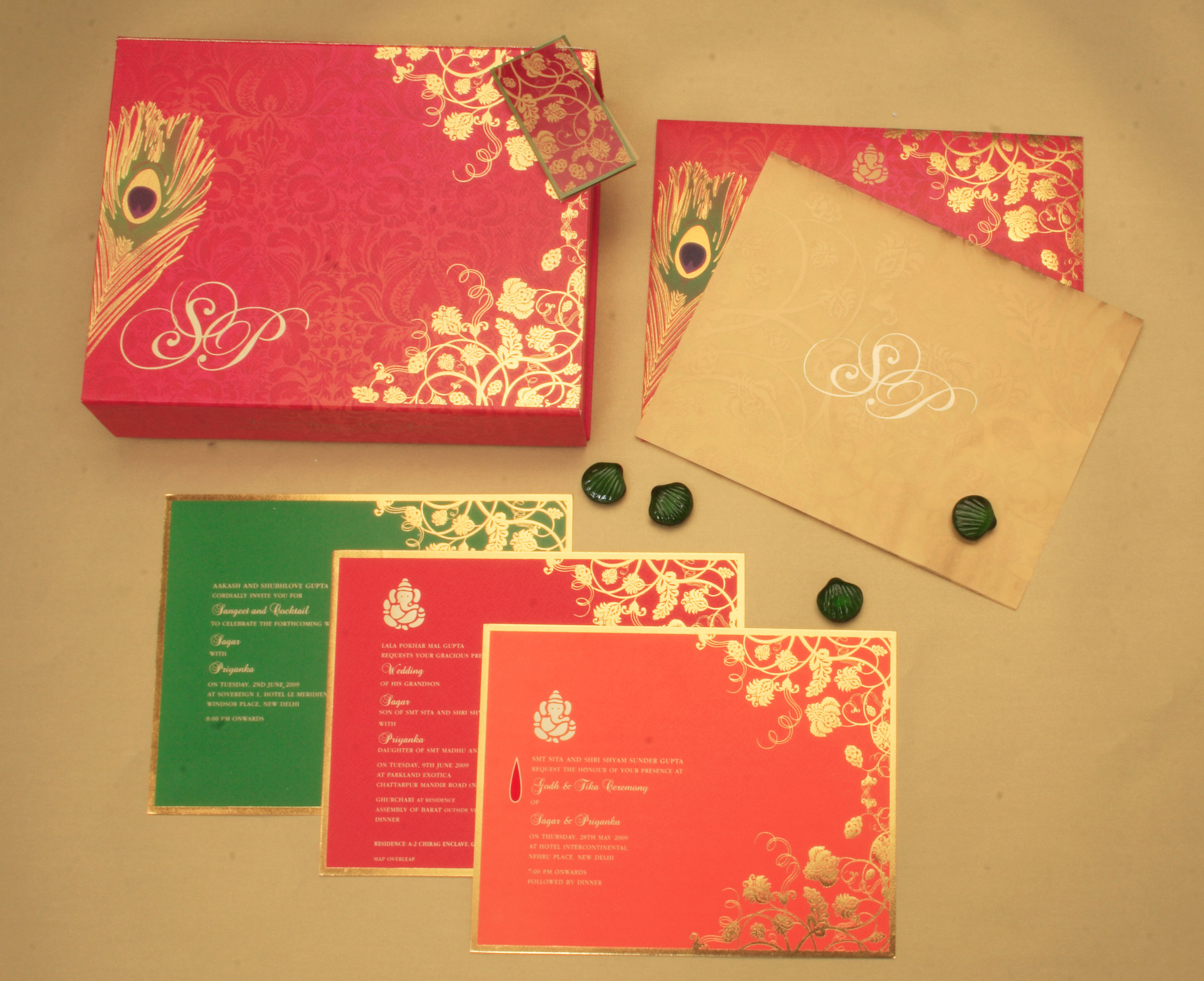 Top 10 Wedding Invitation Card Designers in Delhi