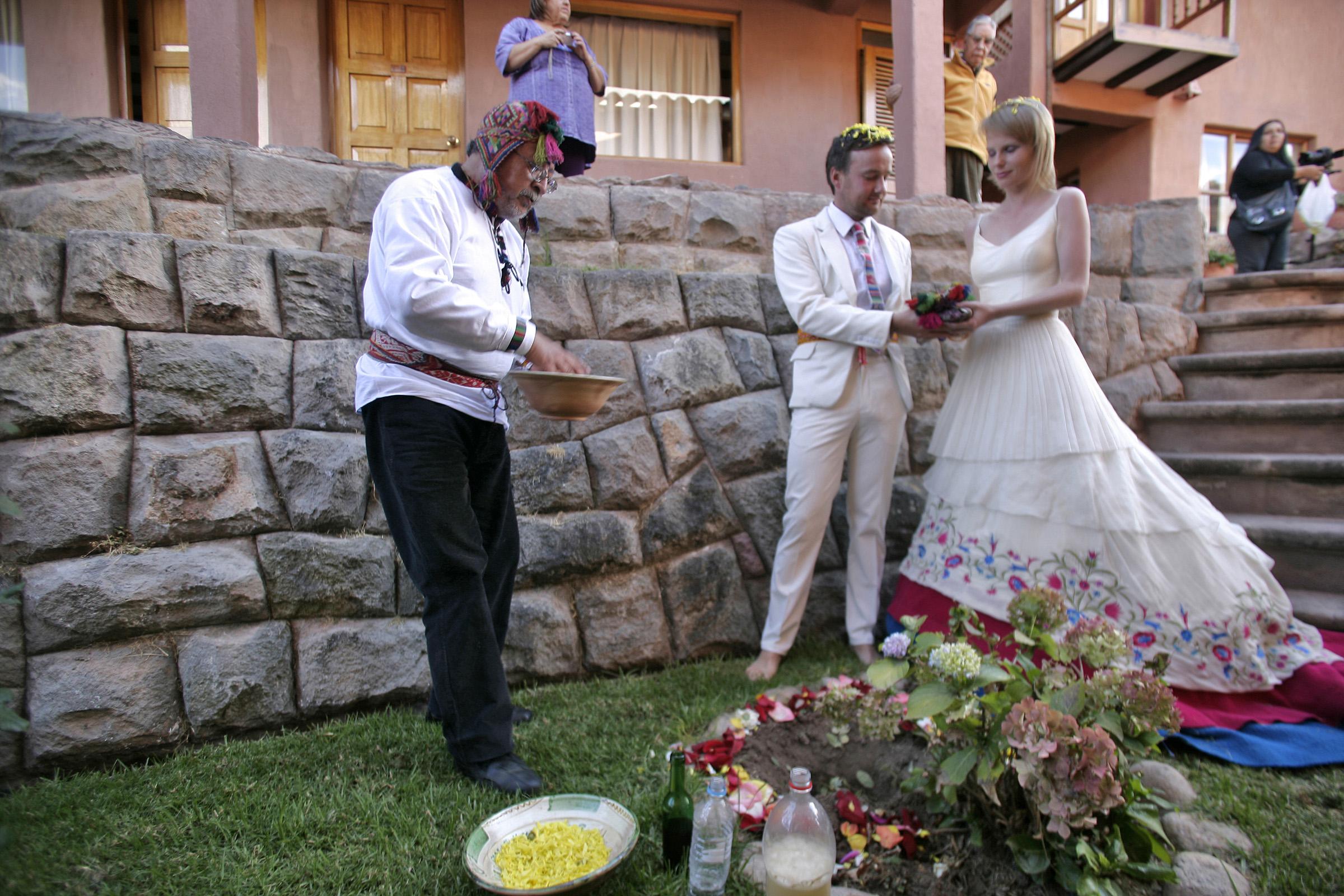 Matrimonio Simbolico En Peru : El matrimonio andino de people life habías pensado en