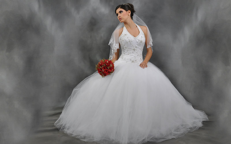288214a21 Vestidos de novia 2016, las mejores tendencias para lucir espléndida