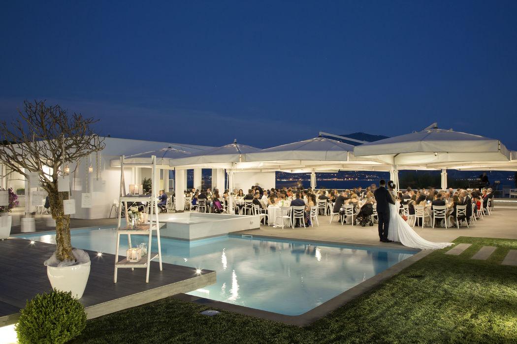 Villa balke the most romantic wedding venue in italy for Most romantic wedding venues